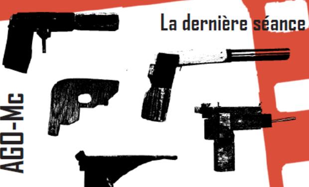 Visuel du projet Album - La dèrnière séance - AGO MC