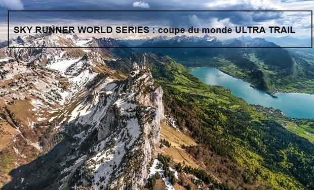 Project visual SKY RUNNER WORLD SERIE : coupe du monde ultra de montagne