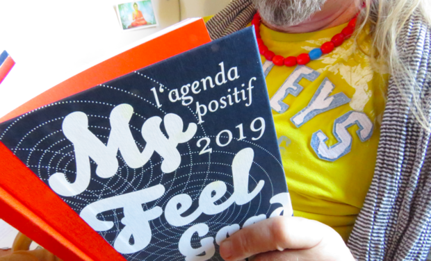Visuel du projet My Feel Good Book 2019