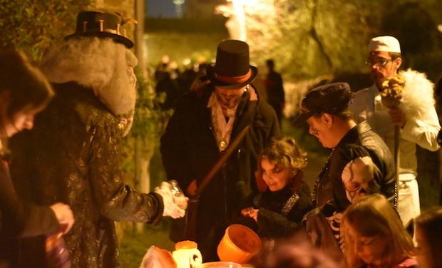 Visuel du projet Halloween Bazouges