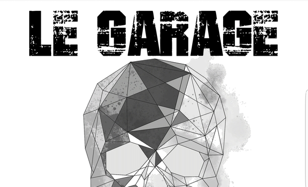 "Project visual Ouverture de mon restaurant ""LE GARAGE"""