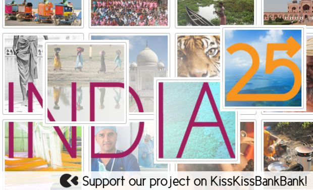 Project visual INDIA 25