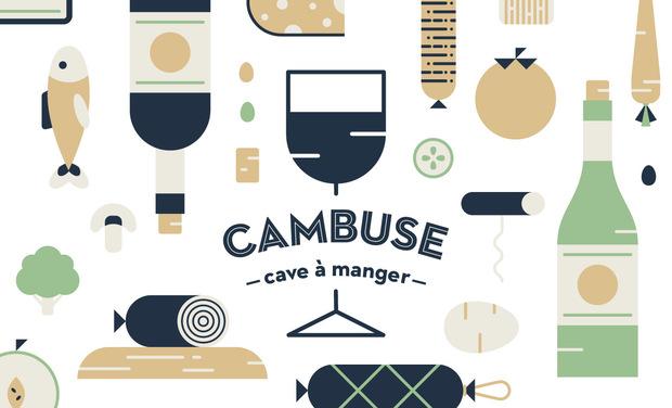 Image du projet Cambuse - nouvelle cave à manger sur le quai de Seine !