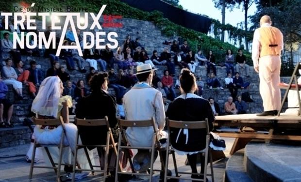 Visuel du projet Festival Tréteaux Nomades