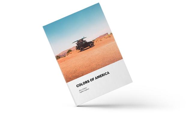 Visuel du projet Colors of America