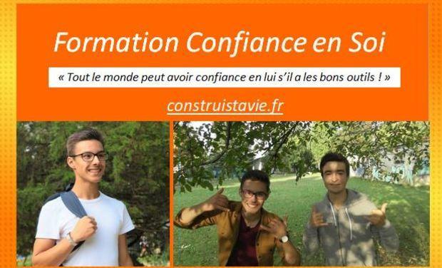 Visueel van project Création de Formation sur la Confiance en Soi