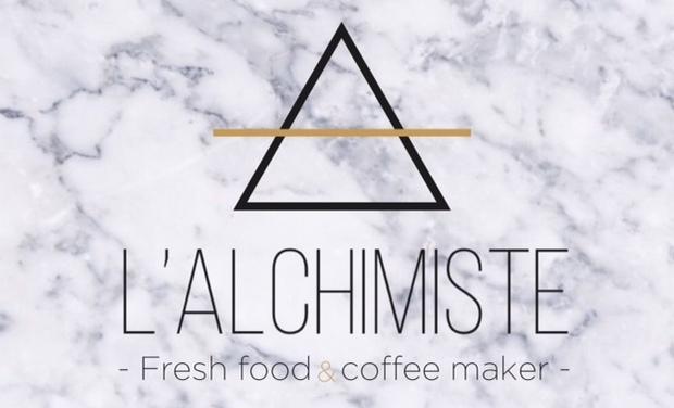 Project visual L'Alchimiste - Fresh food & coffee maker -