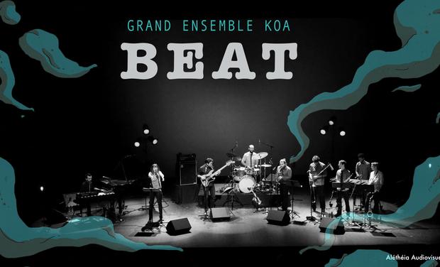 Visuel du projet Grand Ensemble Koa - Nouvel album !