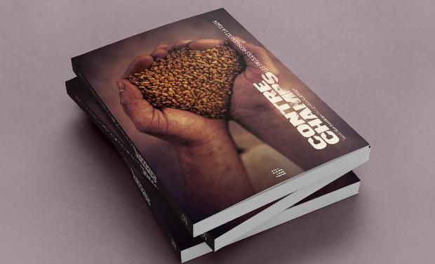 """Visuel du projet """"Contrechamps"""" Les paysans reprennent la main"""