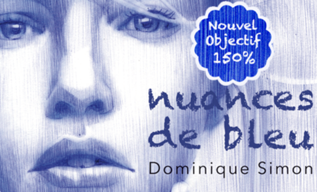 Project visual Nuances de Bleu