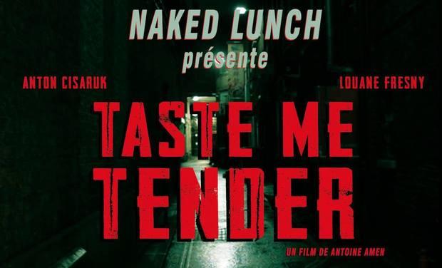 Project visual TASTE ME TENDER - UNE HISTOIRE DE VAMPIRES