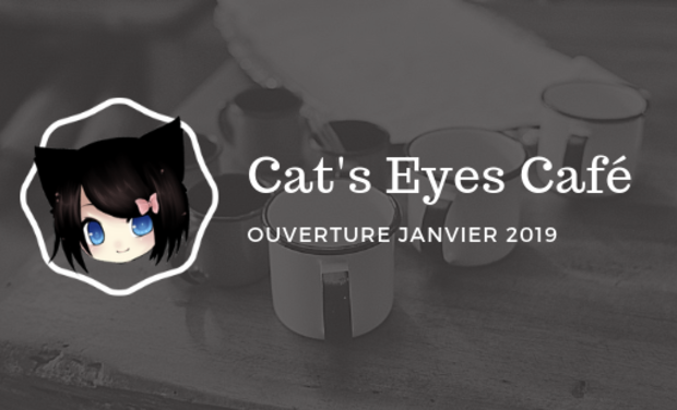 Visueel van project Le Cat's Eyes bar ! Nouveau concept d'inspiration Asiatique