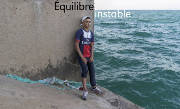 Visuel du projet Equilibre Instable : le livre