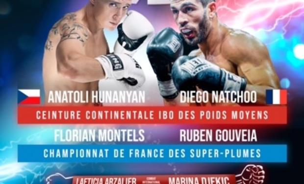 Visuel du projet Gala de Boxe à Cahors : La rencontre des Champions ! RDV le 9 Novembre 2018