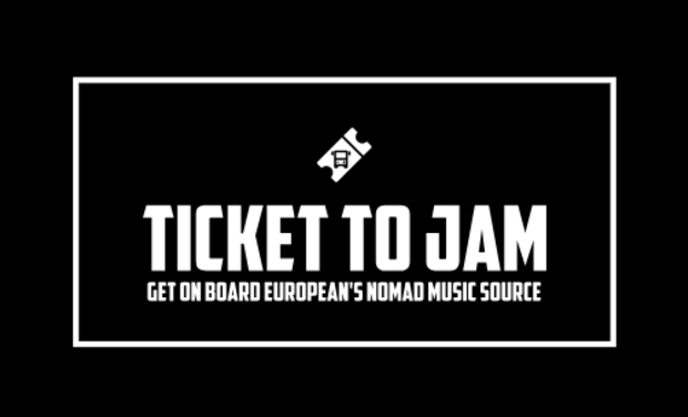 Visuel du projet Ticket to Jam
