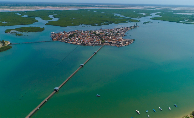 Project visual Le Sénégal Entre Ciel Et Terre