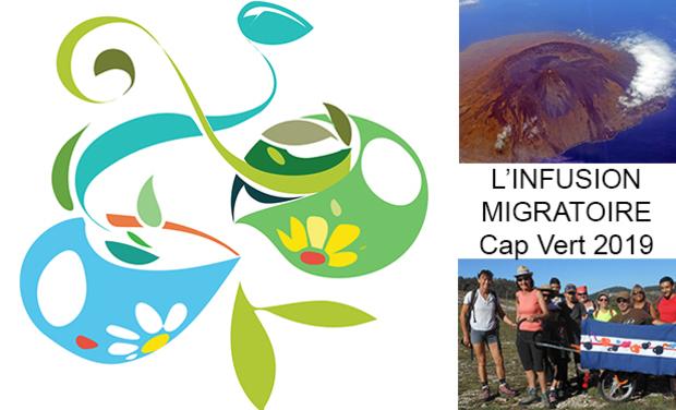 Visueel van project L'infusion Migratoire aux Multiples Saveurs