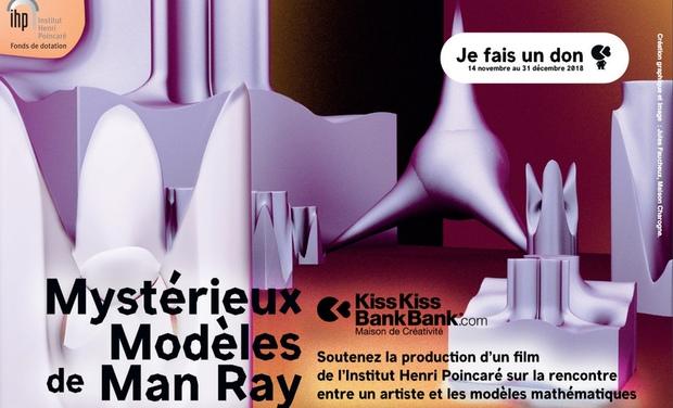 """Visuel du projet """"Mystérieux modèles de Man Ray"""", le film"""