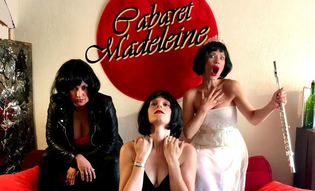 Visuel du projet Cabaret Madeleine