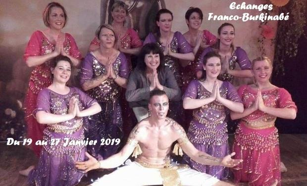 Project visual La Mayenne danse à Ouagadougou au Burkina Faso