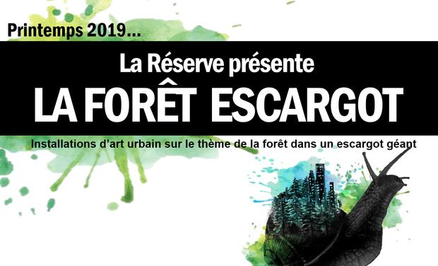 Visuel du projet La Forêt Escargot