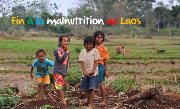 Visuel du projet 40.000 rations alimentaires pour le Laos
