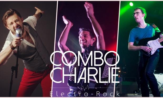 Visuel du projet COMBO CHARLIE : Réalisation du CLIP - Nouvel EP + Bombes à Fleurs