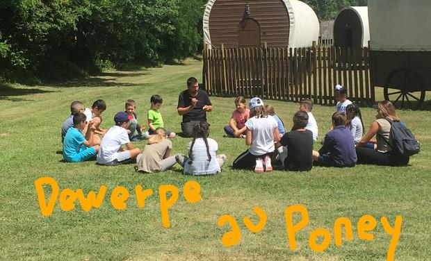 Visuel du projet Dewerpe au Poney !