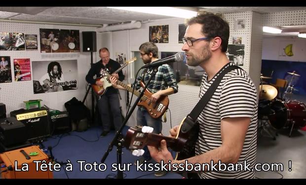 Visuel du projet La Tête à Toto  EP 5 Titres et un clip