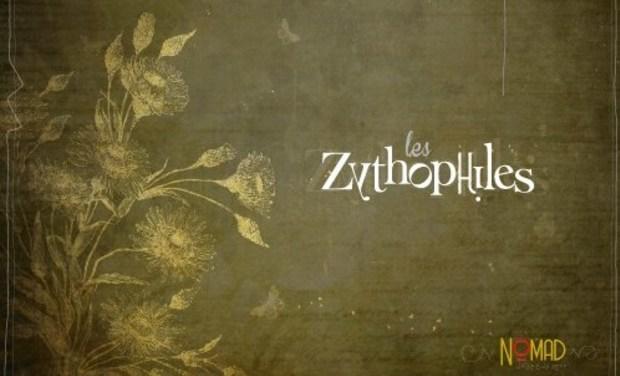 """Project visual SORTIE du 1er album des ZYTHOPHILES : """"NOMAD"""""""