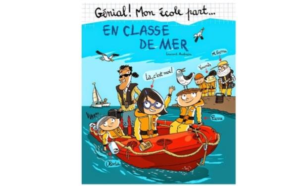 Project visual Classe de mer de l'école élémentaire les Coquelicots de Bruyères-le-Châtel