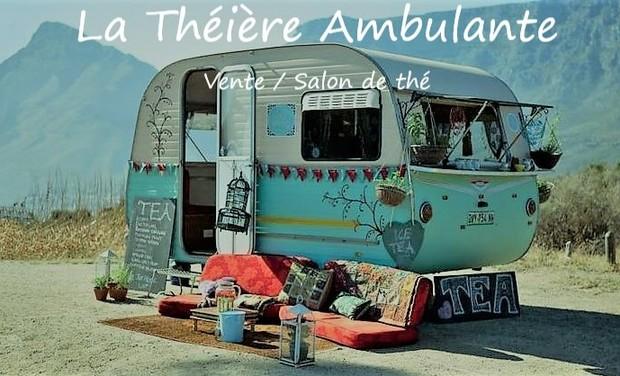 """Visueel van project Aidez """"La Théière Ambulante"""" à voir le jour"""