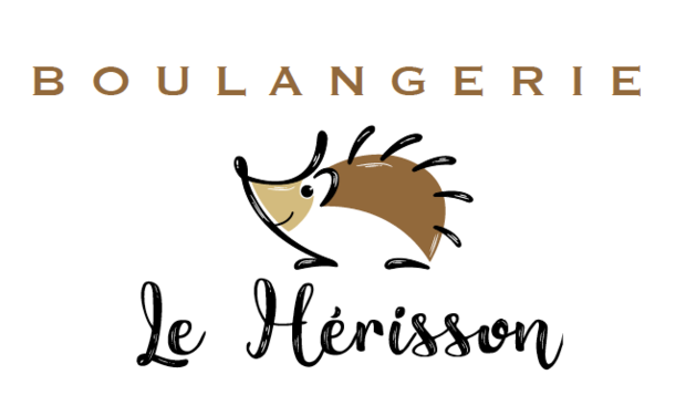 Project visual Boulangerie Le Hérisson