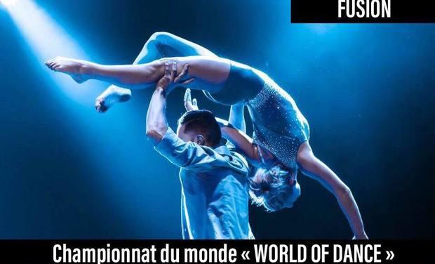 Project visual FUSION qualifié au championnat du monde de danse à LOS ANGELES