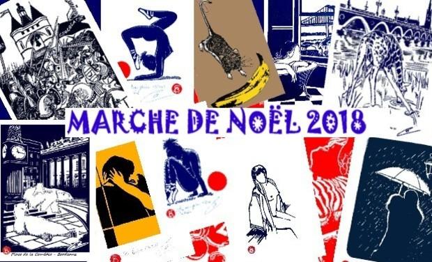 Project visual Marché de Noël 2018
