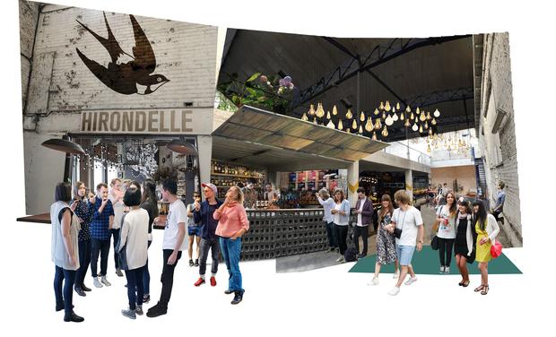 Visueel van project Bières Hirondelle