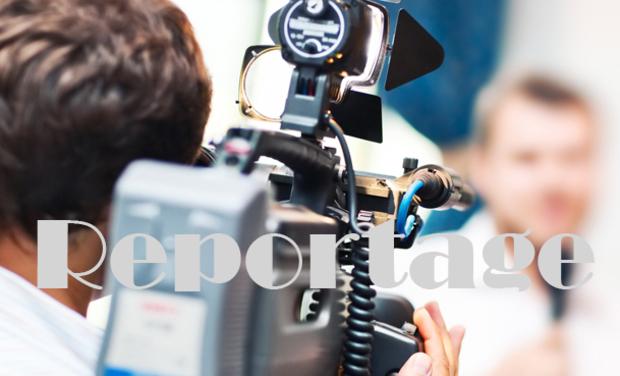 Project visual Reportage vidéo en entreprise