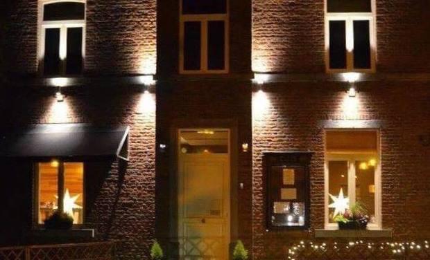 """Project visual Restaurant """"Bistronomique"""""""