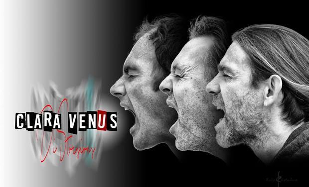 Visuel du projet Clara Vénus : le rock et la poésie en fusion pour un 2eme album !
