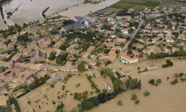 Visuel du projet Solidarité aux postiers sinistrés des inondations de l'Aude