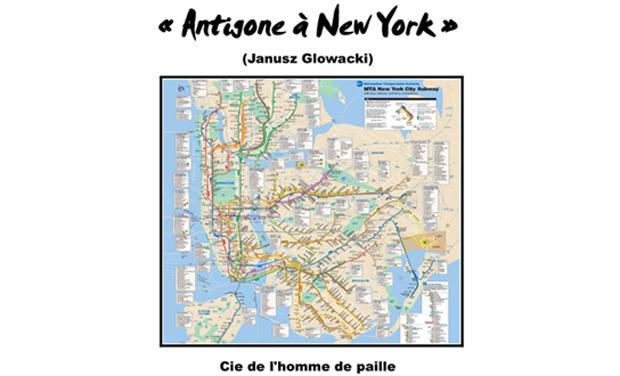 Visuel du projet Antigone à New-York