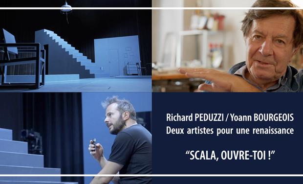 Visuel du projet SCALA OUVRE TOI LA RENAISSANCE