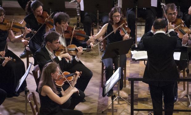 Visuel du projet Concerts à la découverte de compositeurs oubliés, direction Yaïr Benaïm
