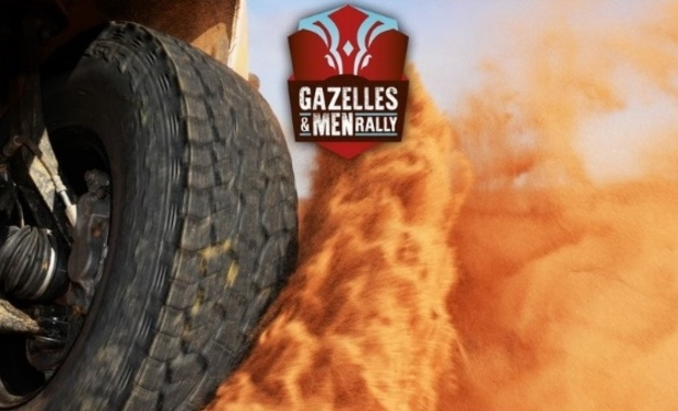 Project visual GazellesandMenRally 2019