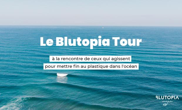 Visuel du projet Le Blutopia Tour