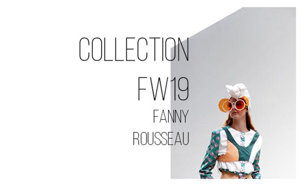 Visuel du projet COLLECTION DE FIN D'ÉTUDE - FW19