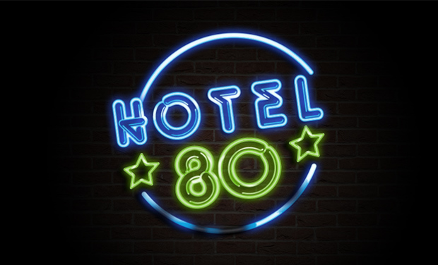 Visueel van project Hôtel 80 - Back to the 80's