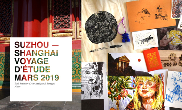 Visuel du projet Voyage estudiantin en Chine