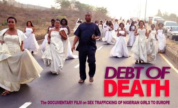 Project visual Blurring Nollywood and Documentary : Human Trafficking from Nigeria to Europe