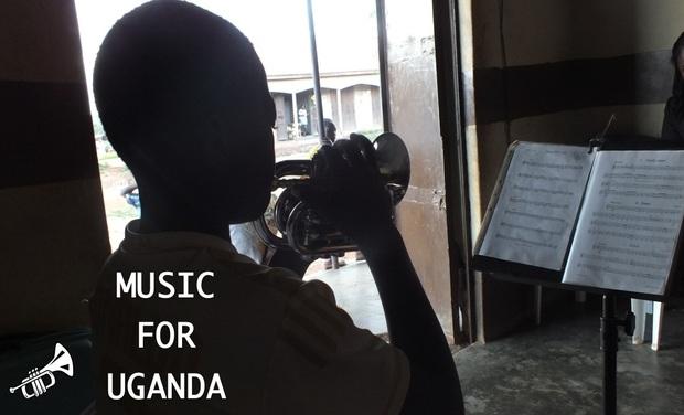Visuel du projet Music For Uganda